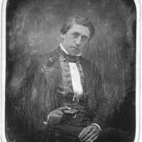 Daguerre, premier portraitiste de la photographie