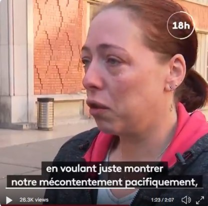 France 2, 19/11/2019.
