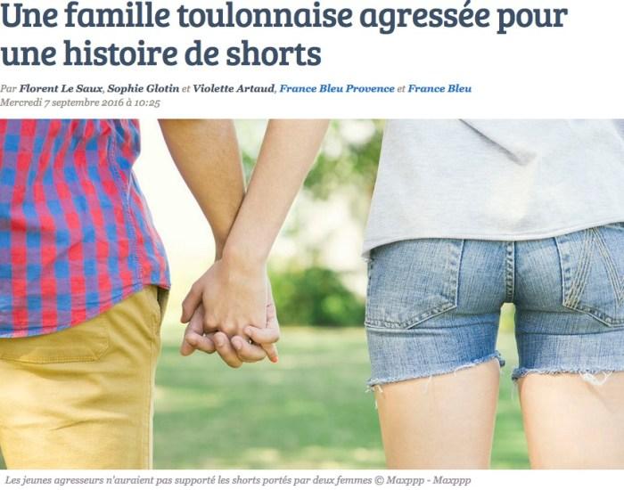Illustration, France Bleu Provence, 7 septembre 2016.