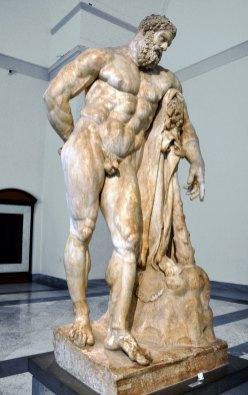 Hercule Farnese, Rome.
