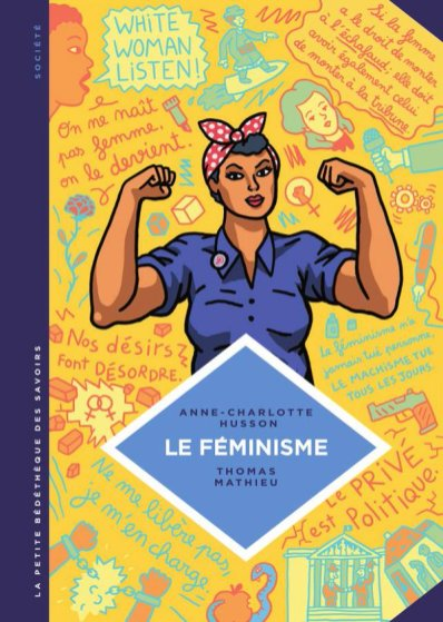 A.-C. Husson, Th. Mathieu, Le Féminisme, 2016.