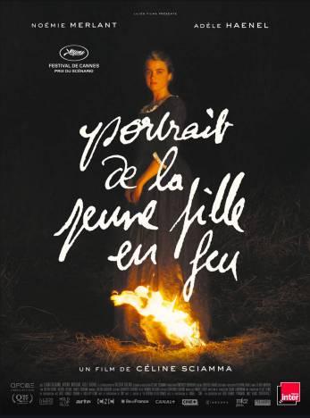 Céline Sciamma, Portrait de la jeune fille en feu, 2019.