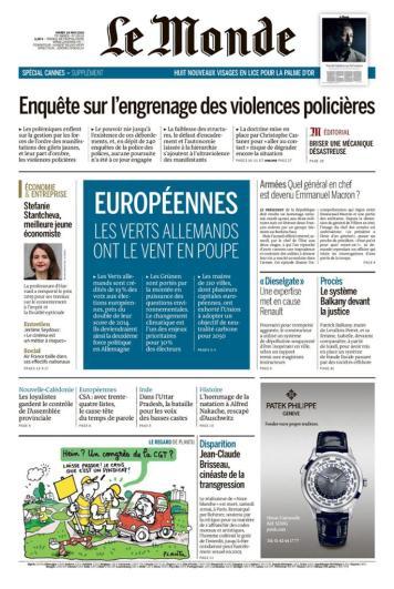 Le Monde, 14/05/2019.