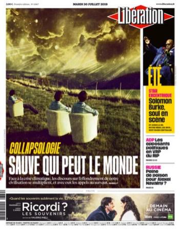 Libération, 30/07/2019.