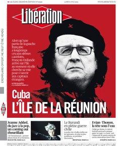 Libération, Une du 11/05/2015.