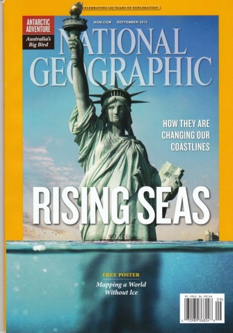 National Geographic, septembre 2013.