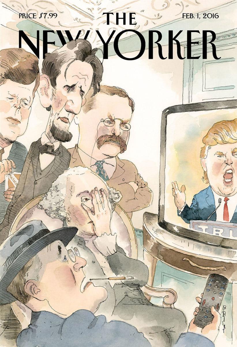 Donald Trump et les limites de la caricature