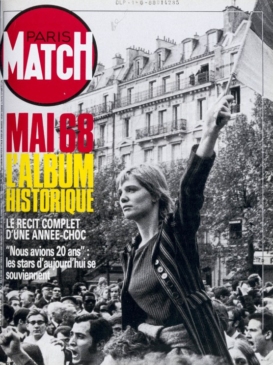 Paris-Match, mai 1988.