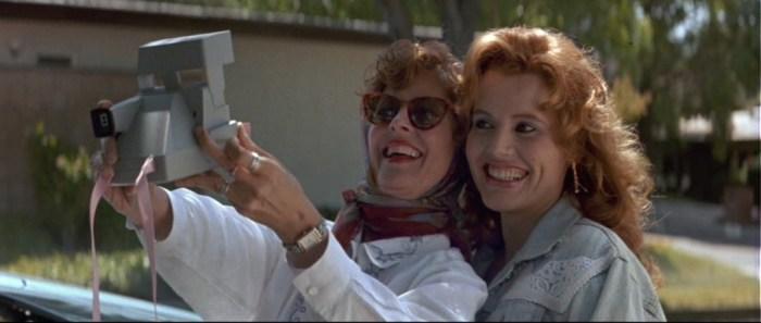 Thelma & Louise, Ridley Scott, 1991 (photogramme).
