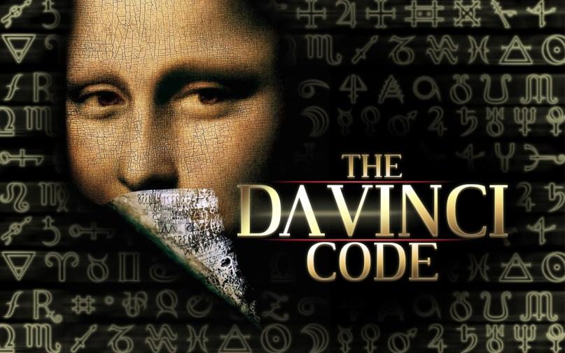 Dan Brown, Da Vinci Code, 2003.