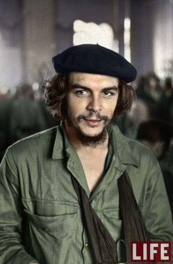 Samm Dove, col. de Che Guevara (Joseph Scherschel), 1959.