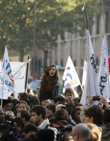Joel Saget (AFP), 14/10/2010.