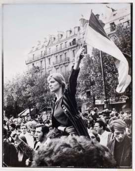 2. Jean-Pierre Rey, Paris, 13 mai 1968.