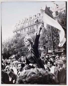 2. Jean-Pierre Rey, Paris, 13 mai 1968.