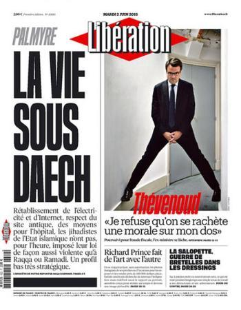 Libération, 2 juin 2015.