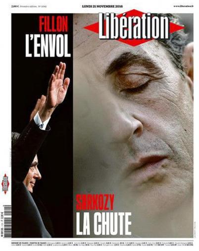 Libération du 21/11/2016