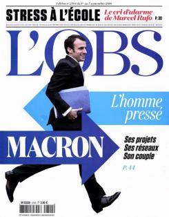 L'Obs, 01/09/2016.