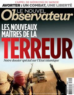 Nouvel Observateur, 18/09/2014.