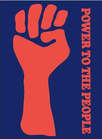 Affiche Power to the People, 1968.