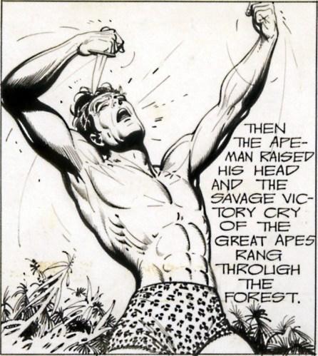 Burne Hogarth, Tarzan.