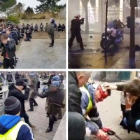 The viral image as proof. Videos of police violence in the Yellow Vests crisis