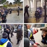 Les vidéos des violences policières dans la crise des Gilets jaunes