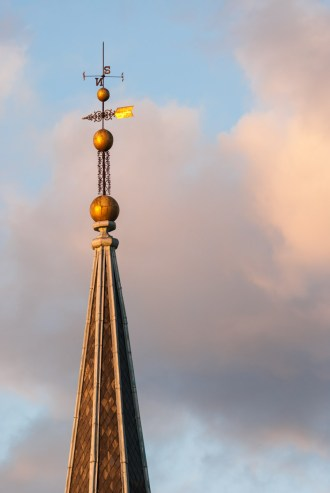City Hall Steeple, King Street. Nikon D200, 180 2.8 AIS ED, ISO 200, f/4, 1/250 sec.