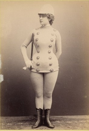 Vintage burlesque photos from the 1890s (20)