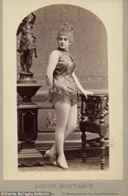 Vintage burlesque photos from the 1890s (6)