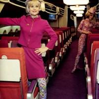 Beautiful vintage stewardesses!