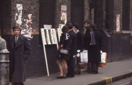 Photographs of life in London in the 60's (4)