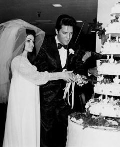 Elvis and Priscilla's Wedding May 1, 1967 (13)