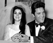 Elvis and Priscilla's Wedding May 1, 1967 (14)