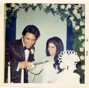 Elvis and Priscilla's Wedding May 1, 1967 (19)