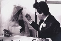 Elvis and Priscilla's Wedding May 1, 1967 (20)