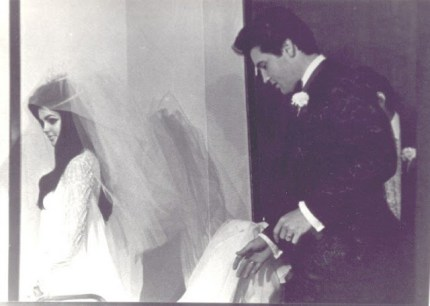 Elvis and Priscilla's Wedding May 1, 1967 (28)