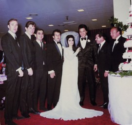 Elvis and Priscilla's Wedding May 1, 1967 (29)