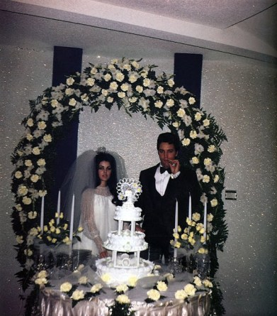 Elvis and Priscilla's Wedding May 1, 1967 (33)