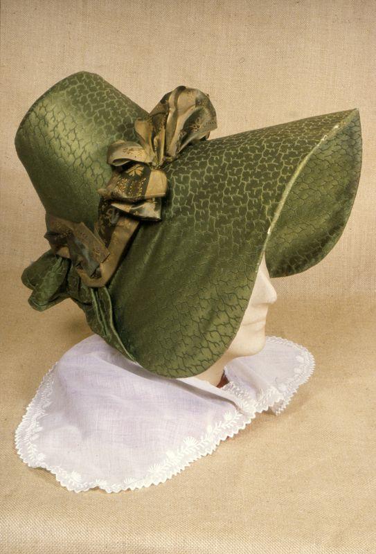 1820s Bonnett