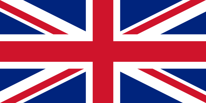 1843 (Feb) - July 1843 Union flag (during Paulet Affair)