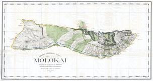 1897_Land_Office_Map_of_the_Island_of_Molokai,_Hawaii_-_Geographicus_-_1897