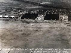 1927-8-17 Dole Derby 05-Woolaroc taxis at Wheeler