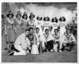 1940 Punahou Cheer'g Squad