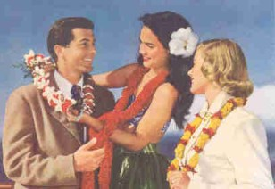 1949matson1949 lei greeting