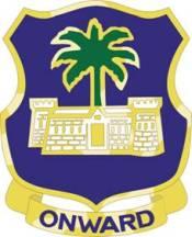 25th Infantry Regiment Distinctive Unit Insignia