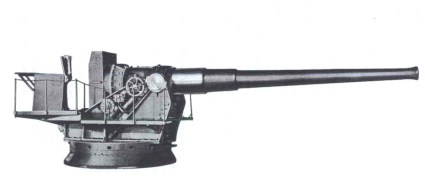 8-inch Mark VI M3A2 Gun and M1 Carriage, USA TM 9-442-1