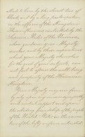 3-Abraham_Lincoln-to-Kamehameha_V-Sorrow_death of IV-Support-February_2,_1864-HSA-3
