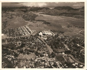 Aiea Mill-Sugar Plantation, Oahu, TH-Feb 26, 1940-Babcock
