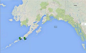 Alaska-Shumagin Islands to King Cove