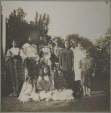 Alexander House Settlement-Sewing Class-1903